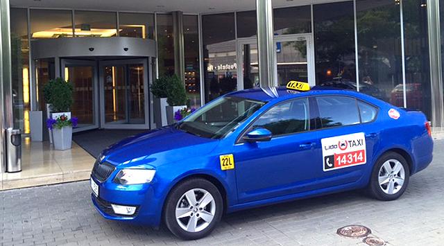 Jste v Brně bez auta? Vyzkoušejte Lido TAXI!