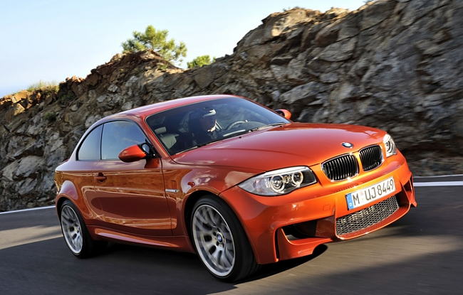Nový model BMW 1 M Coupé