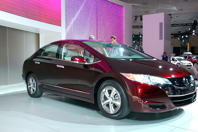 Na brněnském Autosalonu 2011 bylo voleno nejvhodnější auto pro ženy