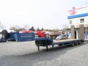 Výhodný pronájem nákladních vozů