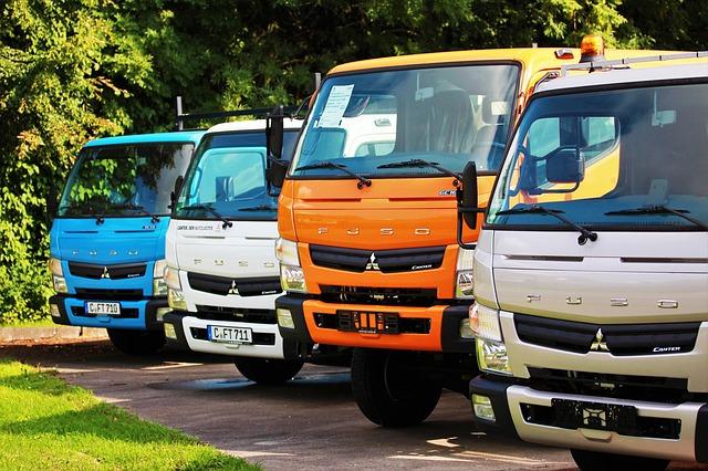 Výkup nákladních vozidel v Praze