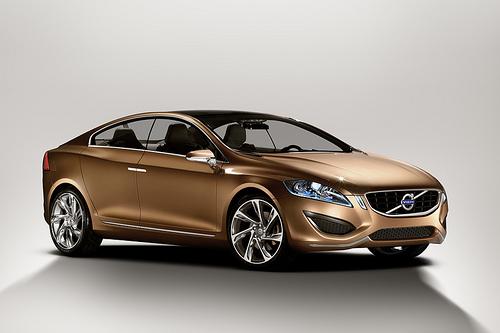 Nový koncept Volvo S60