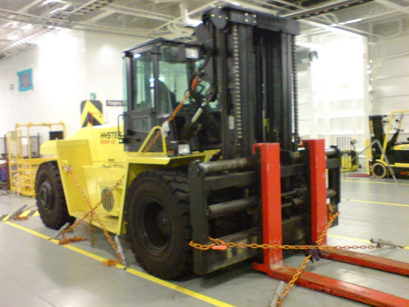 Zajímavost: Jaké se používají pneumatiky na vysokozdvižné vozíka a jinou průmyslovou techniku